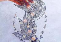 這個美美的手藝姑娘,用一張紙,一把刀,完美詮釋了最美的中國風