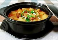 如果用蘿蔔做菜,你選擇搭配什麼,既營養又美味呢?