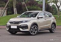 2019年四月國內小型SUV銷量前十名,本田表現強勢,510遭遇滑鐵盧
