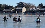 全民健身——假日滑冰頤和園