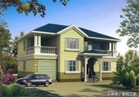 5套30萬的農村自建房設計,第五套喜歡的最多