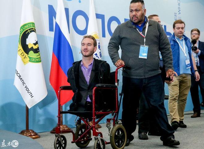 這個殘疾人身上有太多我們學習的地方,你認識他嗎?你學到了什麼