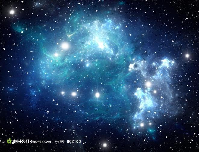 風景圖集:銀河浩瀚的宇宙