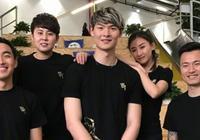 王哲林與郜林、王濛等體育明星共同錄製娛樂節目