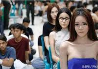 泰國人妖服兵役體檢,有點意思