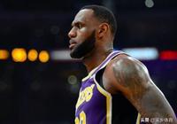 NBA官宣權威排名,湖人詹姆斯高居第1,勇士第2,火箭被踢出前5