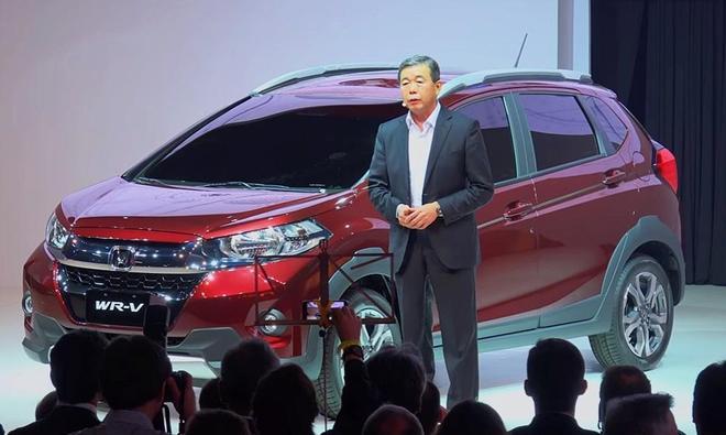 本田再推出一款全新小型SUV,七萬起步價
