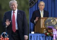 特朗普Twitter發炮 狠批參議院多數黨領袖
