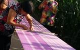農民的傳統手工紡織