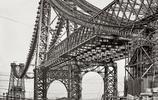 一組老照片:20世紀初,美國,高樓大廈、輪船大橋,很發達