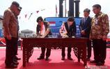 亞洲又多了一個能造潛艇的國家  印尼第一艘國產潛艇下水