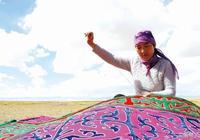 阿克塞的漢族媳婦和哈薩克族親人