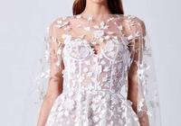 時尚|Oscar de la renta 2019春季婚紗系列,做最美的新娘