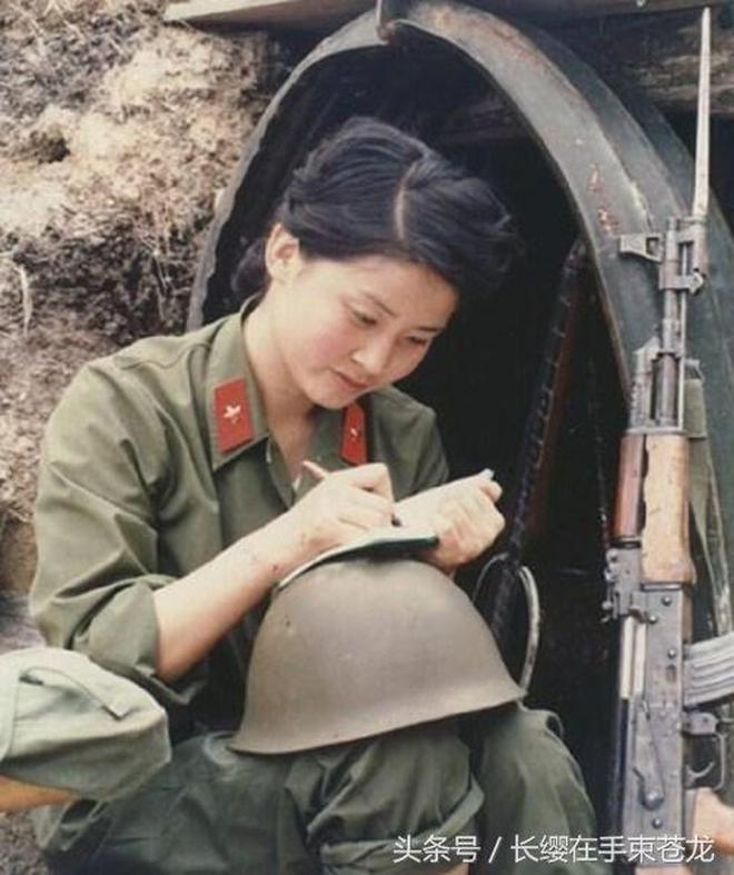 中國最美麗的女兵