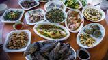 浙江小島上的海鮮大餐,這一桌1000塊錢,你覺得如何?