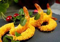 奶酪鳳尾蝦的做法