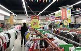 100元能買一身衣服加鞋子 杭州這個地方吸引了眾多打工者