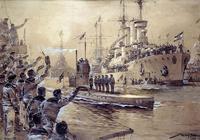 一戰時一艘德國潛艇只用6枚魚雷,一小時內擊沉3艘英國裝甲巡洋艦