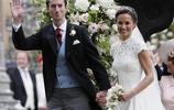 凱特王妃妹妹,皮帕·米德爾頓和老公詹姆斯·馬修斯結婚現場