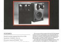 JBL 4425被遺忘的好音箱,重新貼皮整舊如新,又能很好的欣賞了
