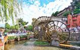 這座建於南宋的古城海拔2400多米,是絲綢之路和茶馬古道的中轉站