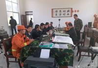 渭南:氣象遙感監測和人工増雨助力森林滅火