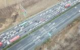 春節期間高速免費通行,部分高速公路堵成粥,今天你順利到家了嗎