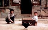 珍貴照片,1975年的京郊順義