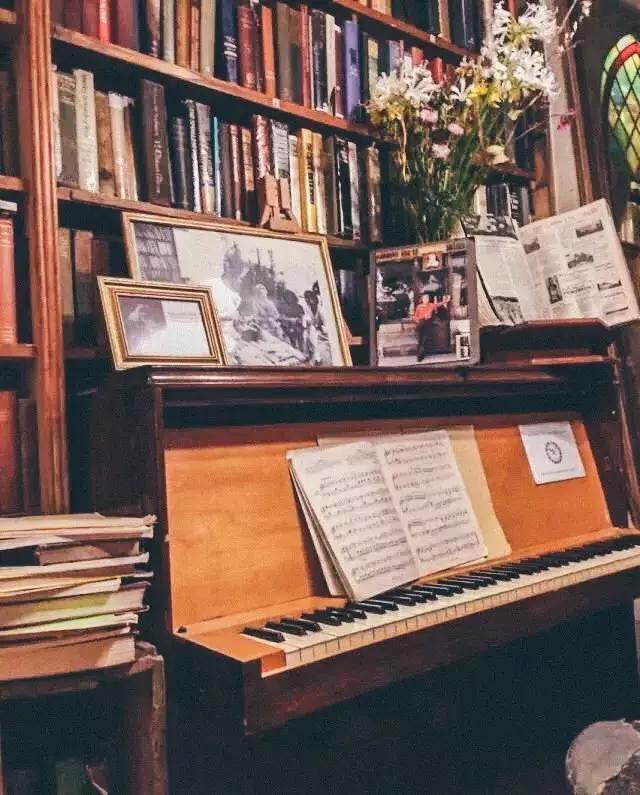 歐美文藝電影中出現數次的人文感十足的「小眾書店」大盤點