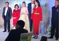 史上最年輕婆婆走紅,當鏡頭拉近,看到新娘的神情時網友沸騰