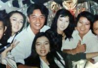 藍潔瑛老照片:同張國榮拍照笑得像孩子,和成奎安吃飯盡顯調皮!