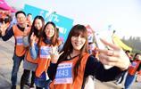 10月28整個青島都被黃色刷屏了 你參加了嗎?青島城市穿越定向賽