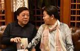 58歲倪萍與75歲趙忠祥再次相遇:老年發福的兩人卻越老越像