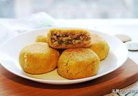 快手早餐,不和麵不揉麵不發麵,色澤金黃,外酥裡嫩,好吃到撐