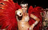 巴西狂歡節,最狂野奔放的女郎,這才是狂歡!