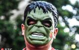 綠巨人驚現天河體育中心 上港球迷場外集結助力亞冠