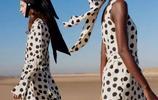 夏季來臨,波點元素的衣服單品要怎麼選才最美最合適不會顯胖呢?