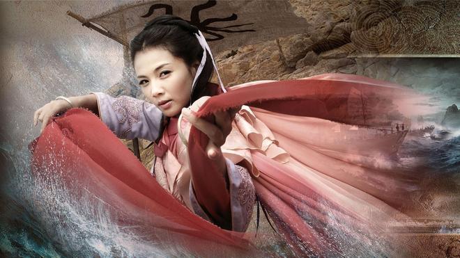 明星壁紙:劉濤