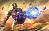 漫威7個最反人類的變身,1萬個靈魂爆燃,變身骷髏真拉風!