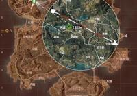 和平精英:暗夜危機有3個最危險之地,玩家跳傘需謹慎