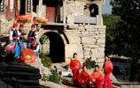 太行山有個石頭村一晚40免費農家早餐,姑娘愛約攝影師去拍照地方