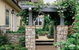 如果我有庭院,堅決不種樹!學有錢人打造蘇式小花園,很是享受
