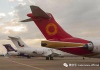 攝影作品欣賞——中國支線客機ARJ21