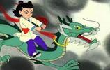 經典動畫片:《哪吒鬧海》童年最經典回憶