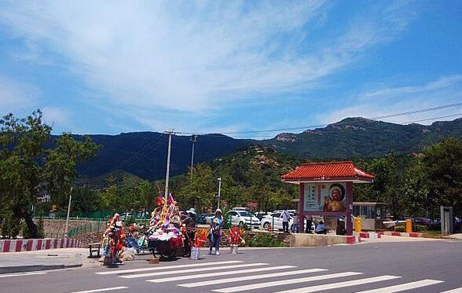 風景圖集:花果山
