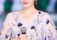 劉濤春晚太美刷屏,生活從不辜負努力的女人!