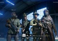 《戰地5》全新PVE合作模式演示 盟軍四小強血虐德軍