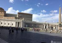 王立華:秋遊梵蒂岡和意大利