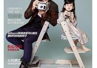 劉畊宏攜女兒登雜誌封面,小泡芙變女超人活力爆表