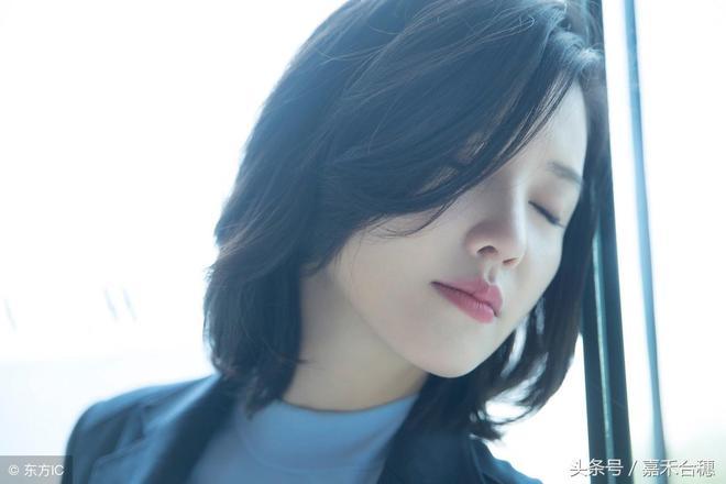 和趙又廷主演《南極之戀》的漂亮女主角——楊子姍